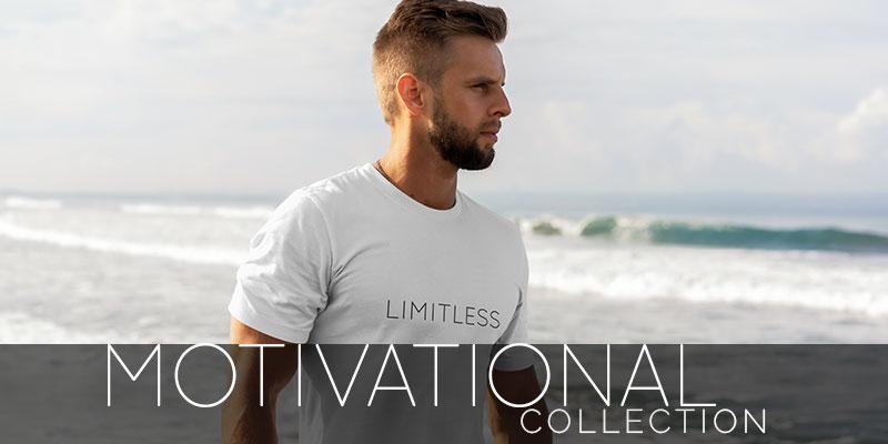 Motivational Brand Header