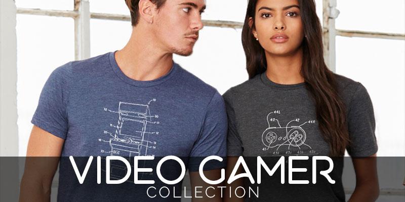 Video Gamer Brand Header